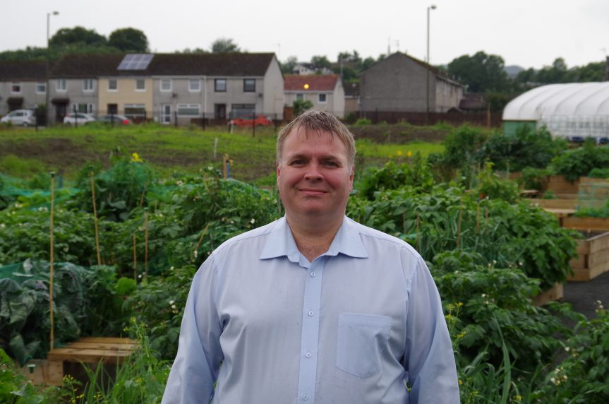 Stirling Labour select local councillor Chris Kane to contest the 2021 Scottish Parliament Election in Stirling